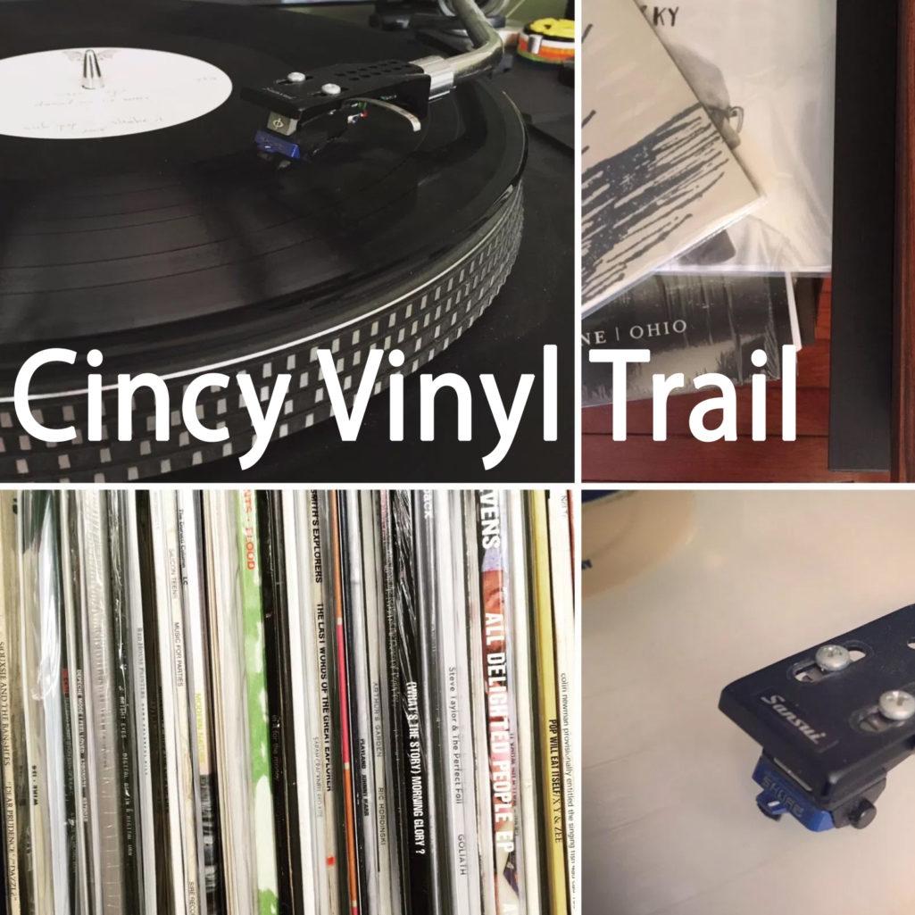 Cincy Vinyl Trail Interviews Neil of HAIL