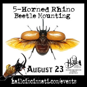 5-Horn Rhino Mounting